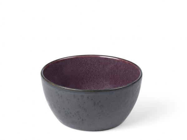 Bitz Dia Black / Lilac Bowl 12 cm