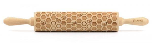 Kostbar Teigrolle Bienenwaben groß