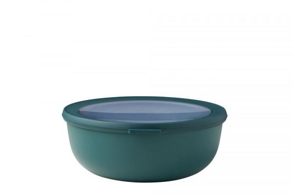 Mepal Cirqula Multi Bowl Vorratsdose mit Deckel 2250 ml nordic pine