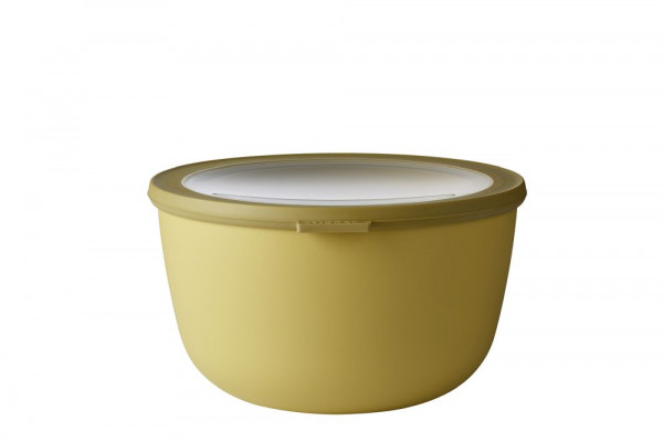 Mepal Cirqula Multi Bowl Vorratsdose mit Deckel 3000 ml nordic lime