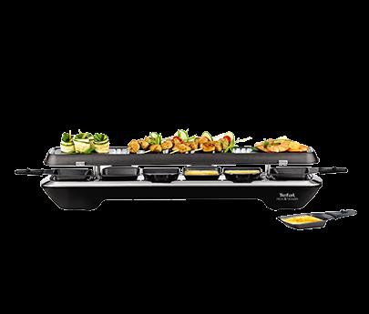 Tefal Raclette RE 5228 6 Pfännchen