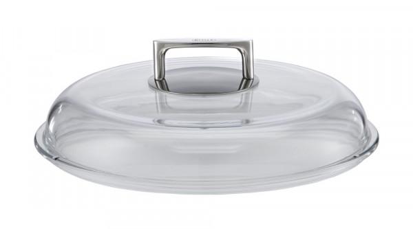 Roesle Borosilikat Glasdeckel 24 cm