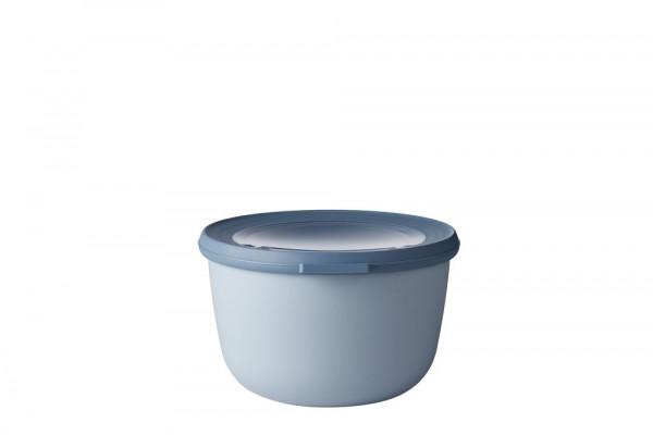 Mepal Cirqula Multi Bowl Vorratsdose mit Deckel 1000 ml nordic blue