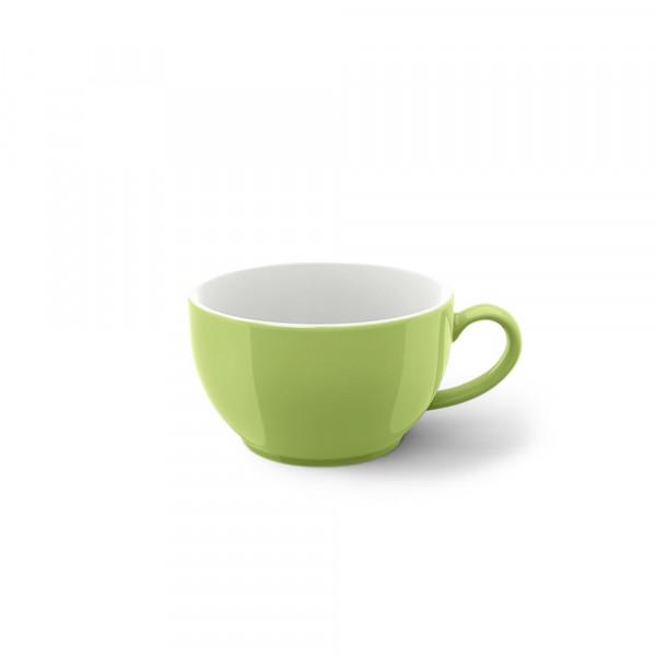 Dibbern Solid Color maigrün Kaffee Obertasse 0,25 l
