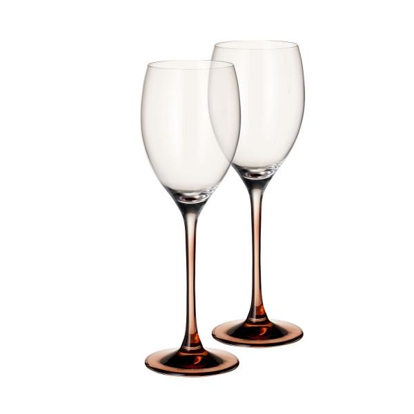 Villeroy & Boch Manufacture Glass Weissweinkelch 2er-Set